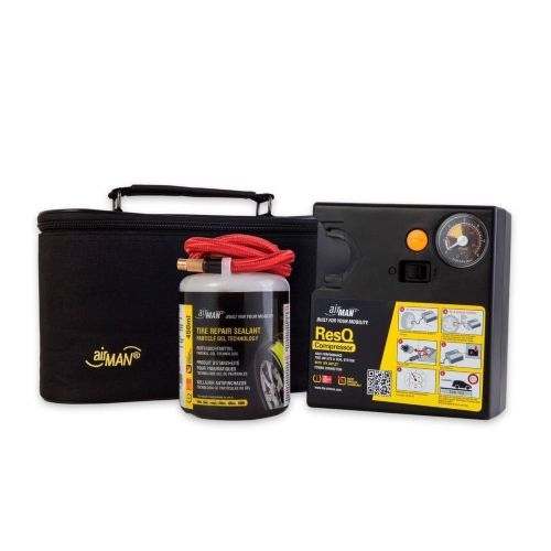 Airman ResQ Tyre Repair Kit With Compressor & Sealant
